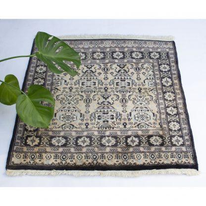 Perzisch vintage tapijt/vloerkleed