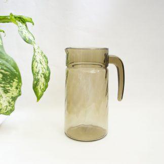 Vintage rookglas karaf