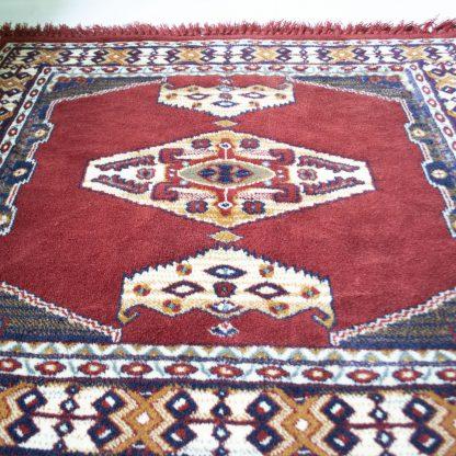 Vintage tapijt/vloerkleed