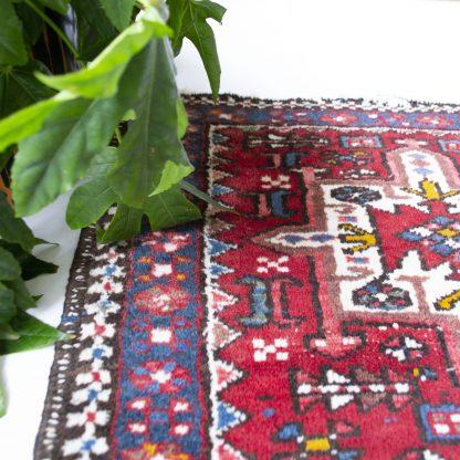 Vintage Perzisch tapijt/vloerkleed